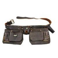 Rolson Oil Tanned Top Grain Double Tool Belt