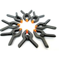 Toolzone Spring Clamp Set 8pc