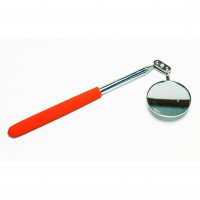 Toolzone 5cm Round Telescopic Inspection Mirror