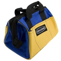"Toolzone 300mm (12"") Wide Opening Tool Bag"
