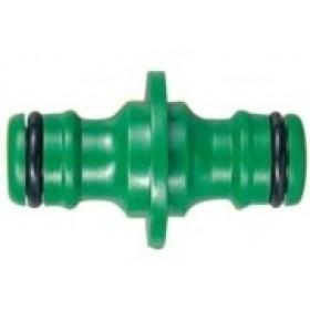 Green Jem Hose End - Double Male