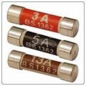 Eveready 4pc Domestic House Fuses