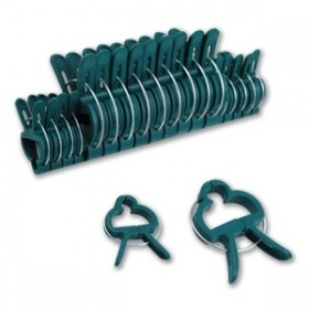 Toolzone 20pc Plant Clips