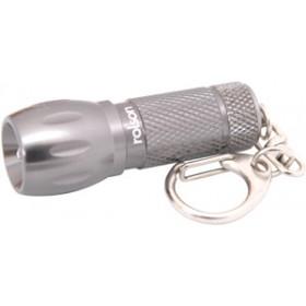 Rolson Aluminium Key Ring Torch