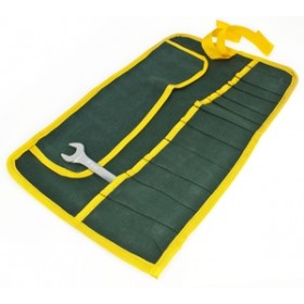 Toolzone 12 Pocket Canvas Tool Roll