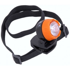 Rolson Mini LED Clip On Head Light