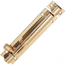 Blackspur Brass Barrel Bolt