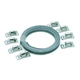 Toolzone Hose Clamp Kit