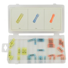 Rolson 36pc Butt Connector Assortment