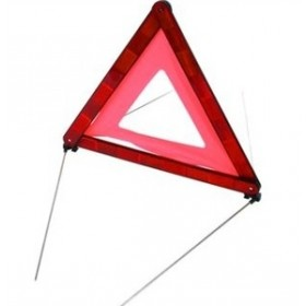 Silverline Warning Red Triangle