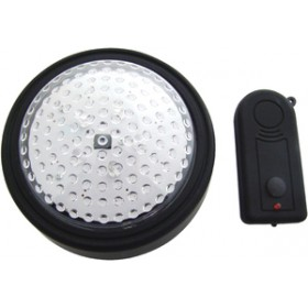 Am-Tech 5 LED Remote Control Push Light