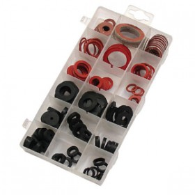 Toolzone 141pc Rubber Sealing Washers