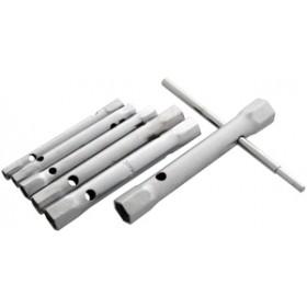 Toolzone Box Spanner Set 6pcs 10mm-19mm