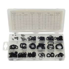 Rolson O Ring Assortment 225 Pieces