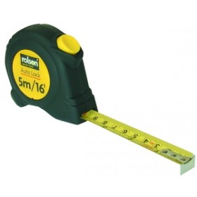 Rolson 5mtr Tape Measure