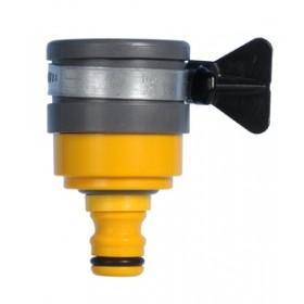 Hozelock Indoor Round Tap Connector 25mm