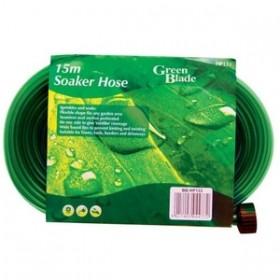 Green Blade 15 Metre Soaker Hose