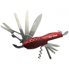 Am-Tech 13 in 1 Multi Function Pocket Tool