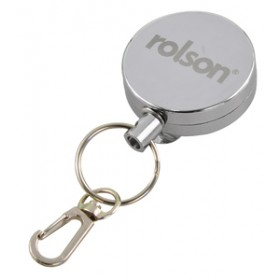 Rolson Retractable Key Ring