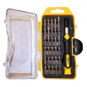 Rolson 31pc Precision Screwdriver Set