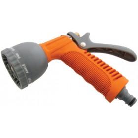 Am-Tech 10 Dial Garden Hose Spray Gun