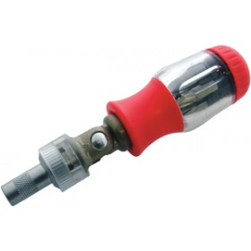 Am-Tech 7-in-1 3 Way Ratchet Screwdriver