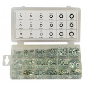 Rolson 720pc Washer Assortment