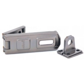 Rolson Heavy Duty Hasp & Staple