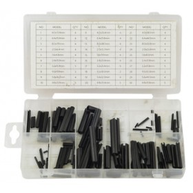 Rolson 120pc Roll Pin Assortment