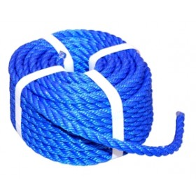 Rolson Poly Rope 18mtr x 8mm
