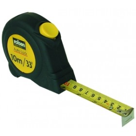 Rolson 10mtr Tape Measure