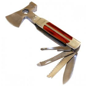 Rolson 8 in 1 Axe Multi Tool