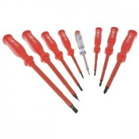 Toolzone Insulated Screwdrivers VDE