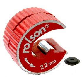 Rolson 22mm Copper Pipe Cutter