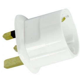 Rolson Shuko To UK Adaptor