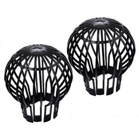 Rolson 2pc Down Pipe Filter