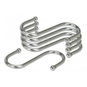 Rolson 5pc S Hook 80mm