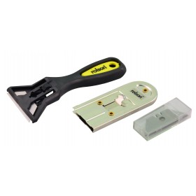 Rolson 2pc Window/Glass Scraper Set