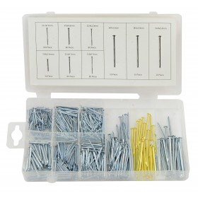 Rolson 550pc Nail Assortment
