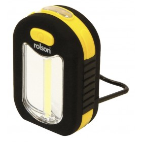 Rolson 3W COB + 3 LED Work Lamp