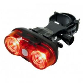 Rolson 0.5W Bicycle Rear Light