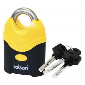 Rolson 70mm Steel Security Padlock