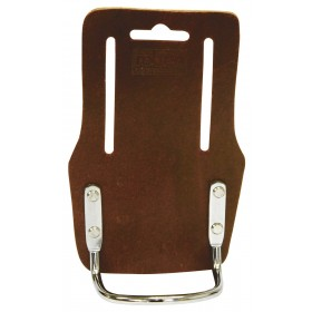 Rolson Fixed Oil Tanned Leather Hammer Holder