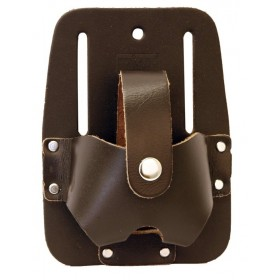 Rolson Oil Tanned Leather Tape Holder