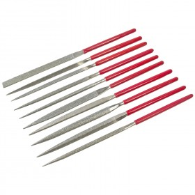 Am-Tech 10pc Diamond File Set