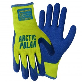 Green Jem Arctic Polar Winter Work Gloves XL