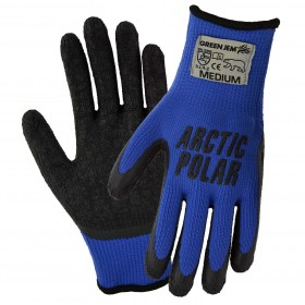 Green Jem Arctic Polar Winter Work Glove Medium