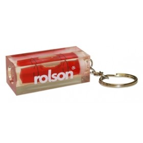 Rolson Keyring Spirit Level