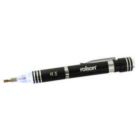 Rolson LED Precision Screwdriver Set