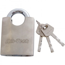Am Tech Heavy Duty Security 50mm Padlock